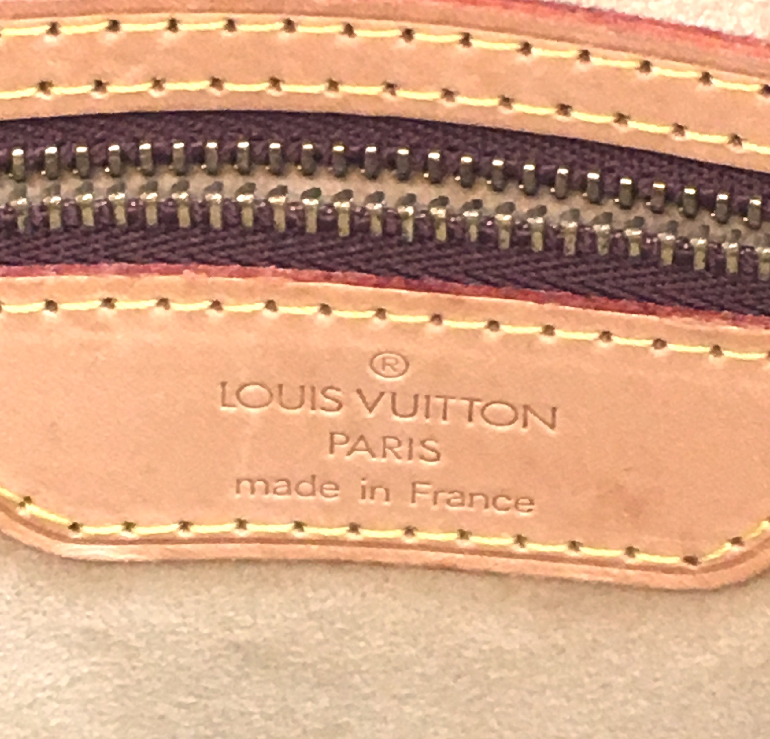 Louis Vuitton Babylone Large Monogram Canvas
