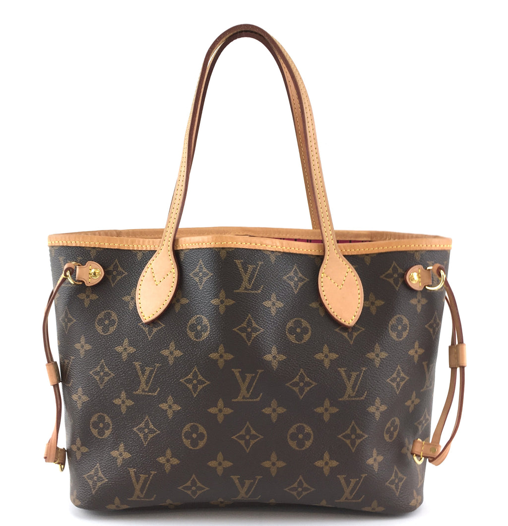 Louis Vuitton Neo Neverfull PM Monogram Canvas