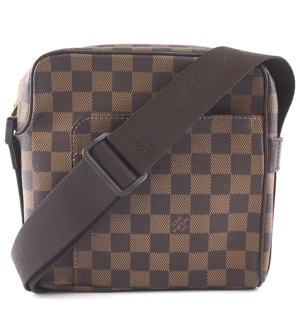 Louis Vuitton Olav PM Damier Ébène Canvas