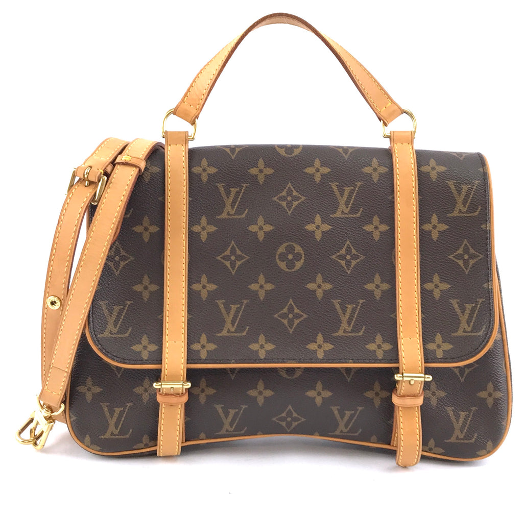 Louis Vuitton Sac à dos Marelle Monogram Canvas