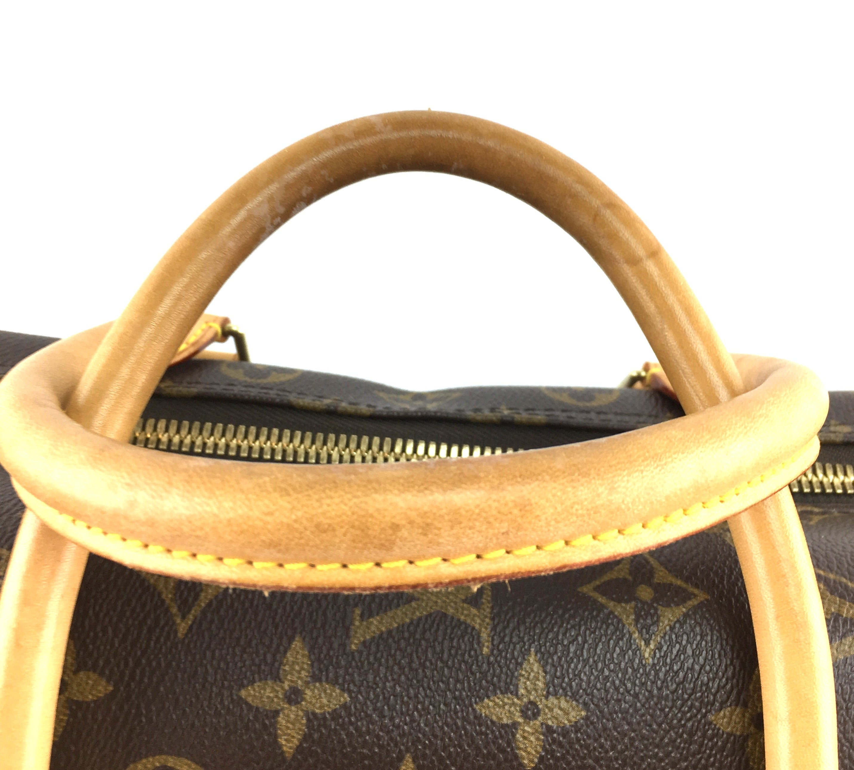 Louis Vuitton Sirius Monogram Canvas