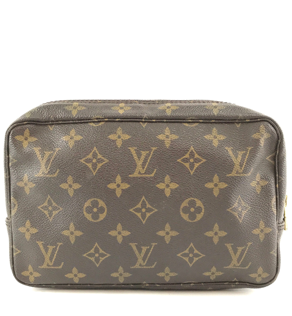 Louis Vuitton Trousse Toilette 23 Monogram Canvas