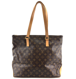 Louis Vuitton Cabas Mezzo Monogram Canvas