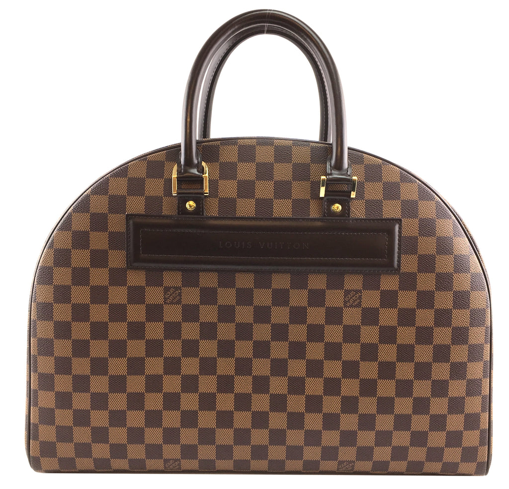 Louis Vuitton Nolita GM Damier Ébène Canvas