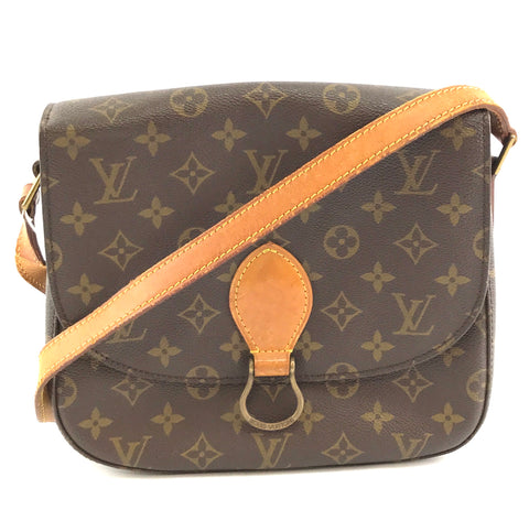 Louis Vuitton #11051 Monogram Totally Mm Tote Work Computer Laptop Shoulder Bag