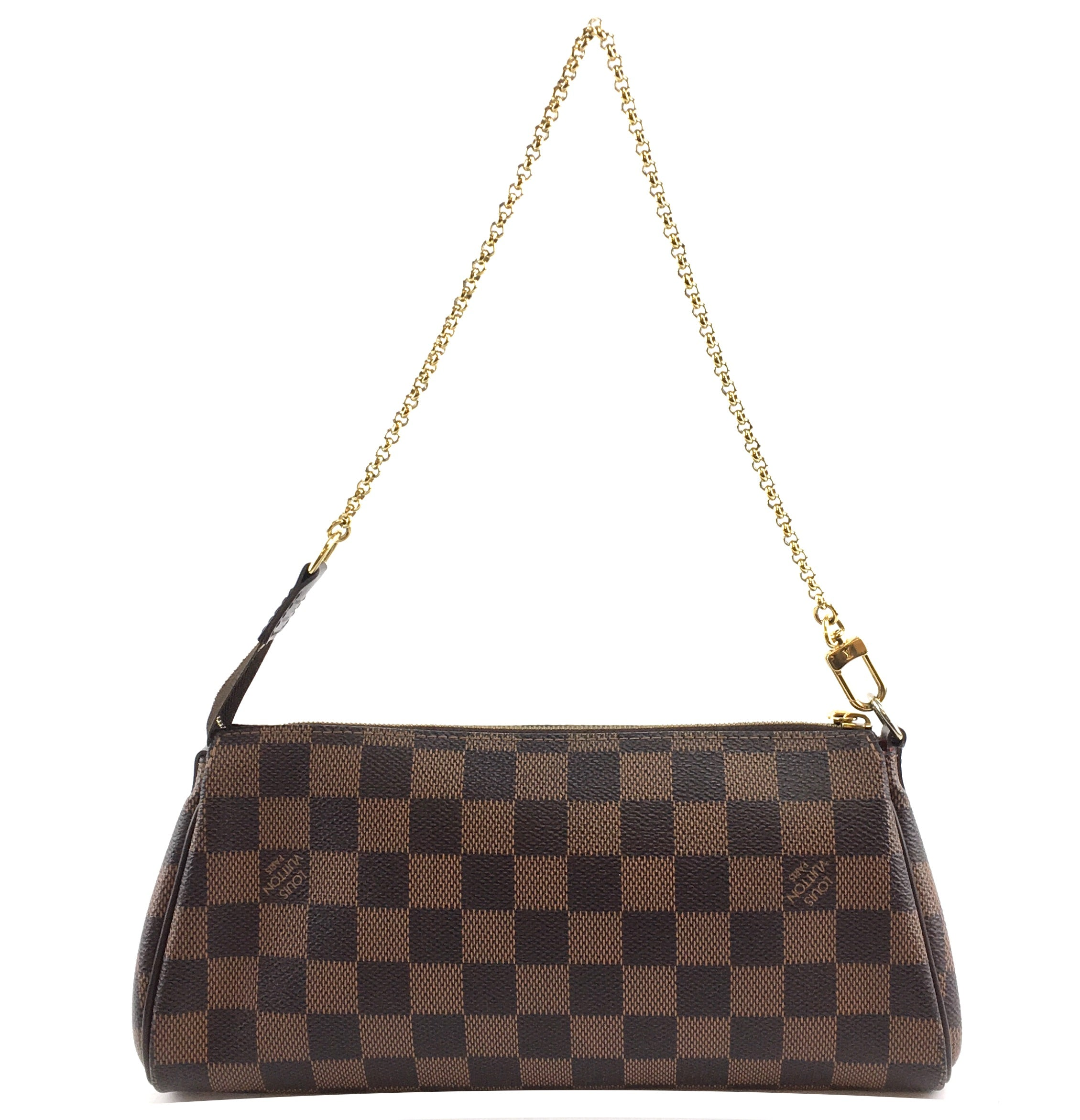 Louis Vuitton Eva Damier Ébène Canvas