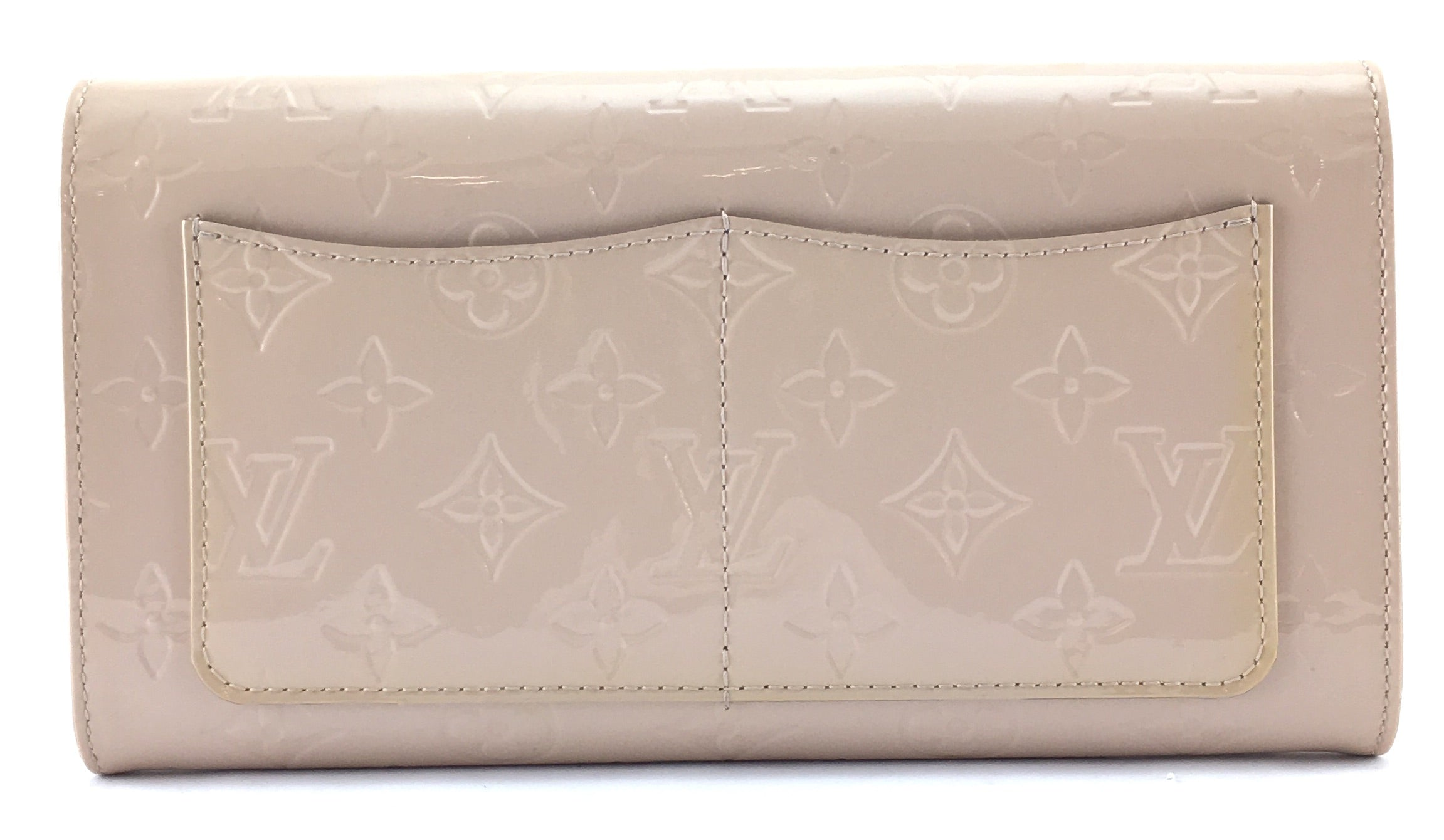Louis Vuitton Monogram Rossmore Mm Flap Clutch