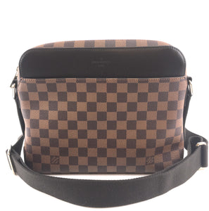 Louis Vuitton Jake PM Damier Ébène Canvas