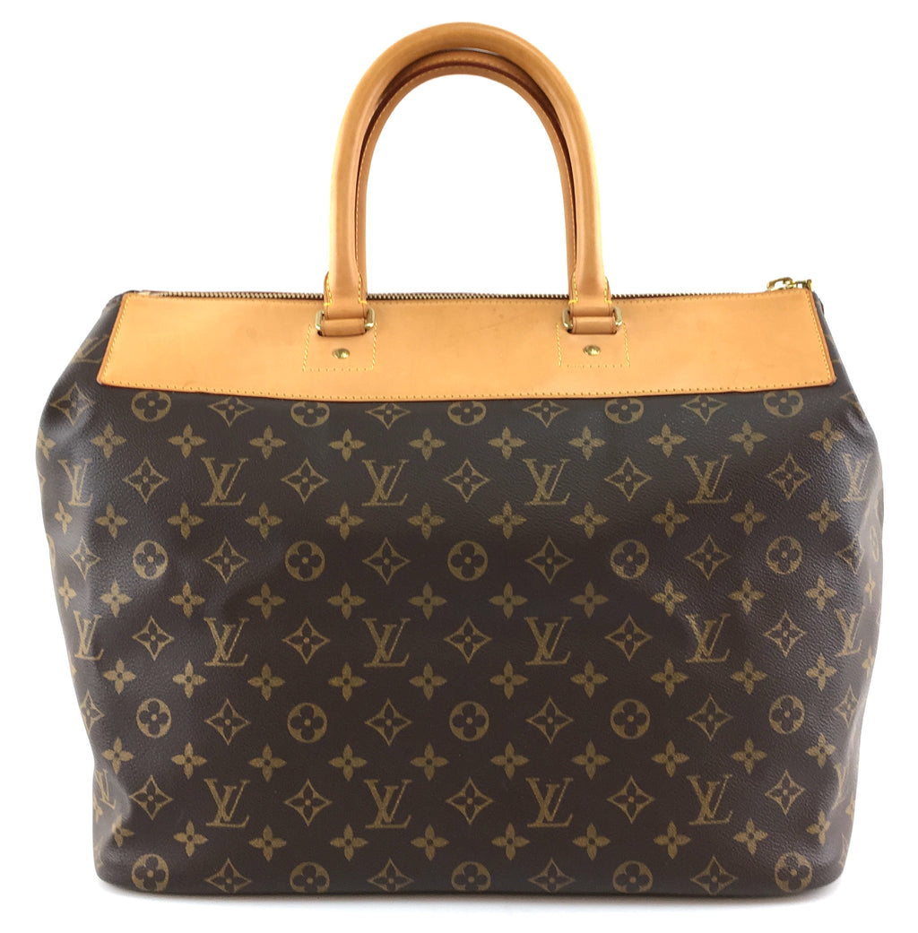 Louis Vuitton Greenwich Monogram Canvas