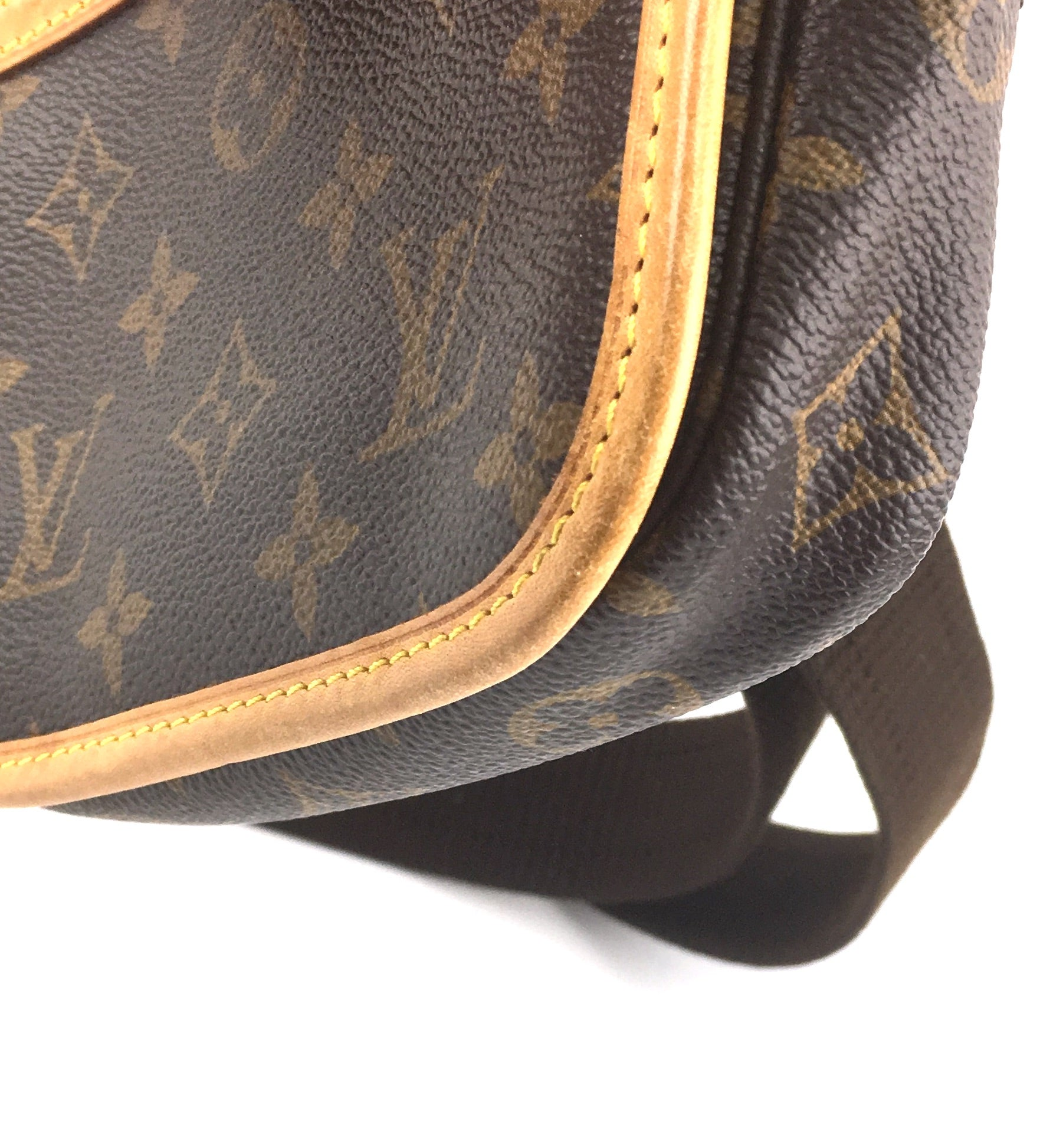 Louis Vuitton Bosphore Bumbag Monogram Canvas