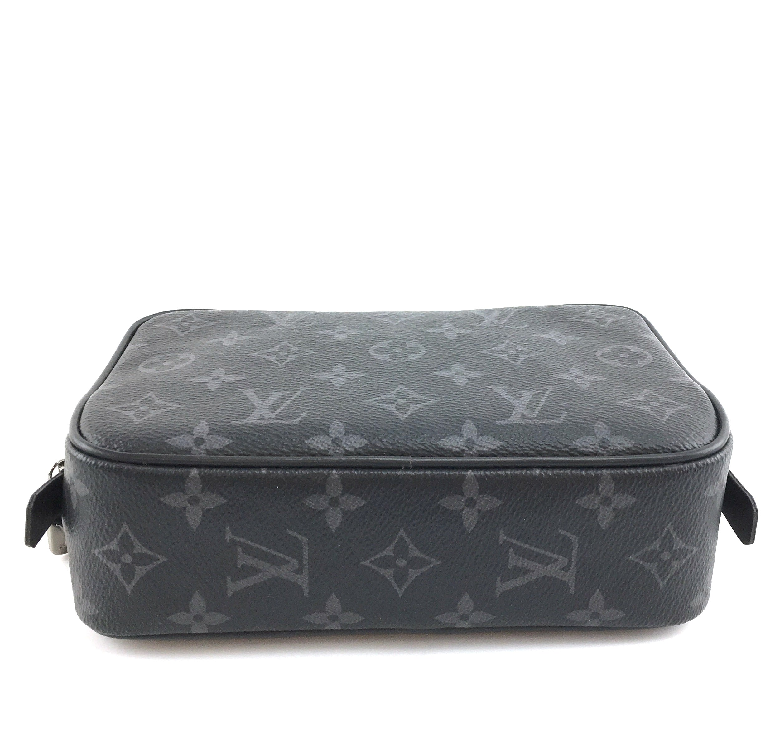 Louis Vuitton Toilet Pouch PM Monogram Eclipse