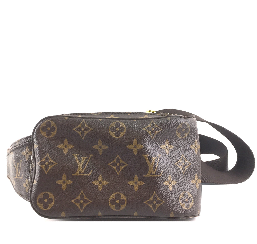 Louis Vuitton Géronimos Monogram Canvas