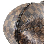 Louis Vuitton Thames Hobo Damier Ébène Canvas