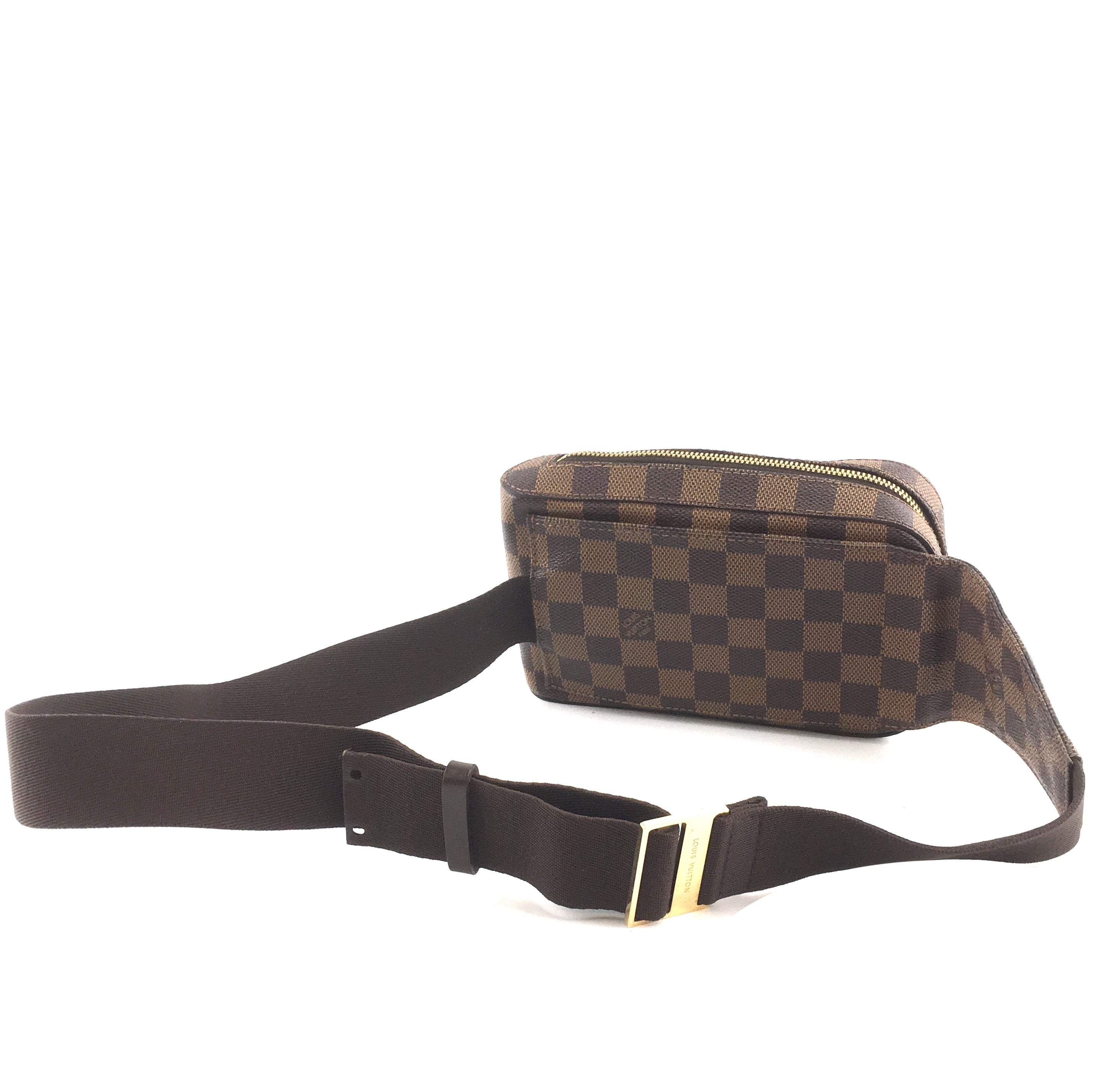 Louis Vuitton Géronimos Damier Ébène Canvas