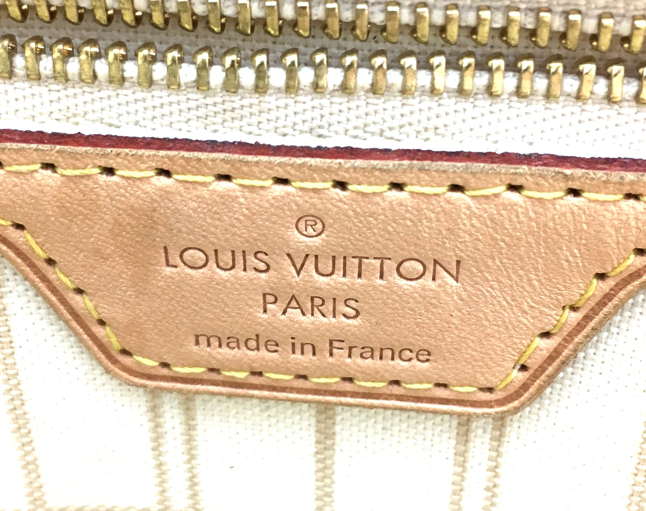 Louis Vuitton Neo Neverfull MM Damier Azur Canvas