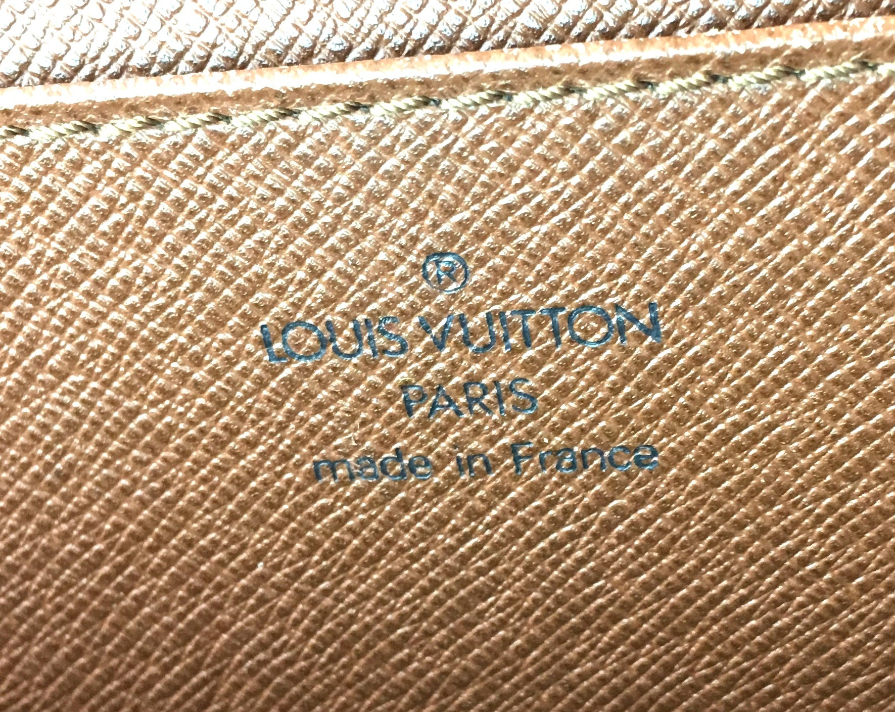 Louis Vuitton Monogram Serviette Conseiller Briefcase Laptop Bag
