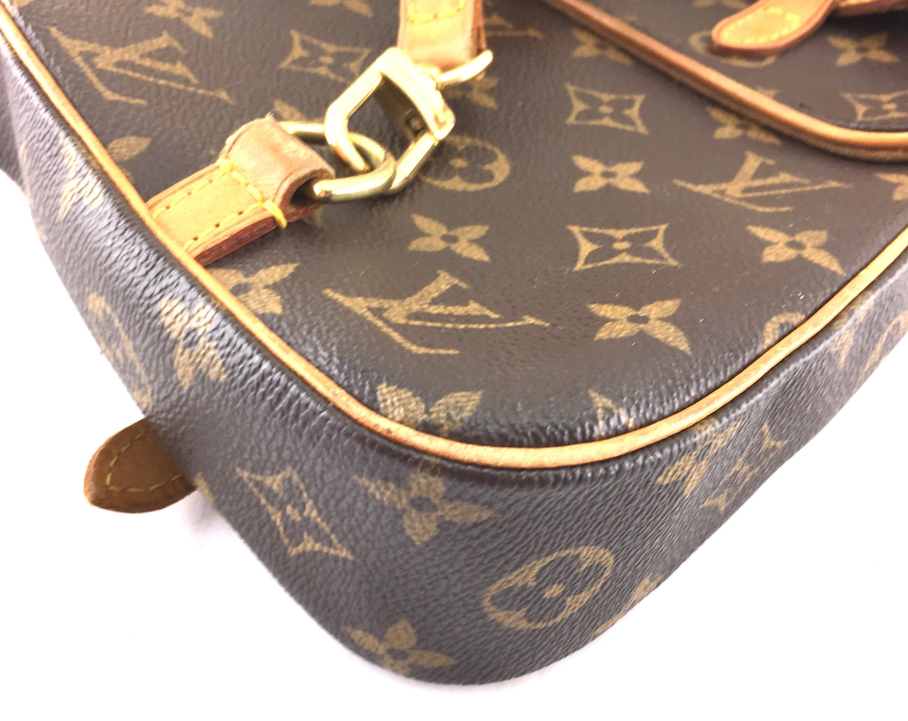 Louis Vuitton Monogram Sac A Dos Murrell Backpack