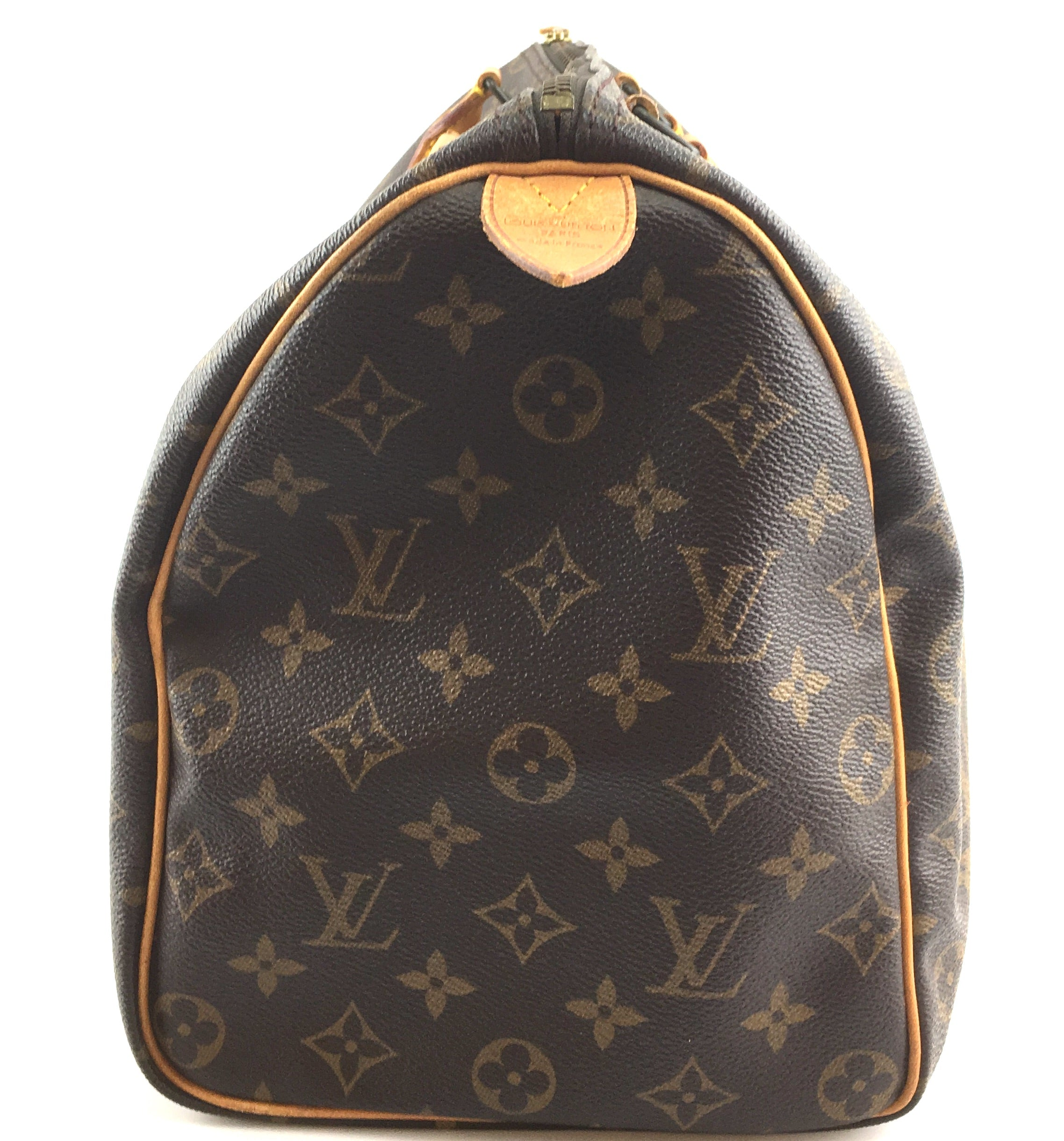 Louis Vuitton Speedy 35 Monogram Canvas