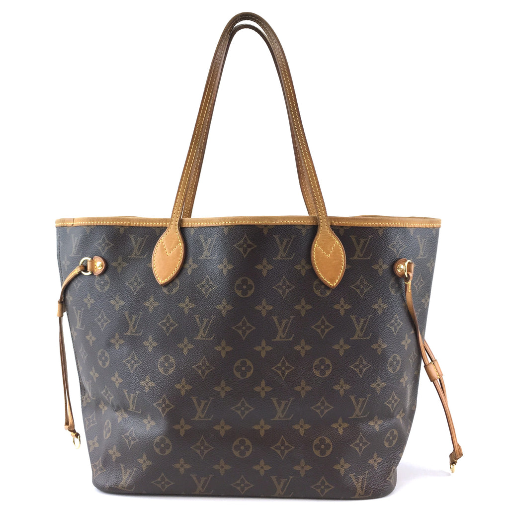 Louis Vuitton Neverfull MM Monogram Canvas