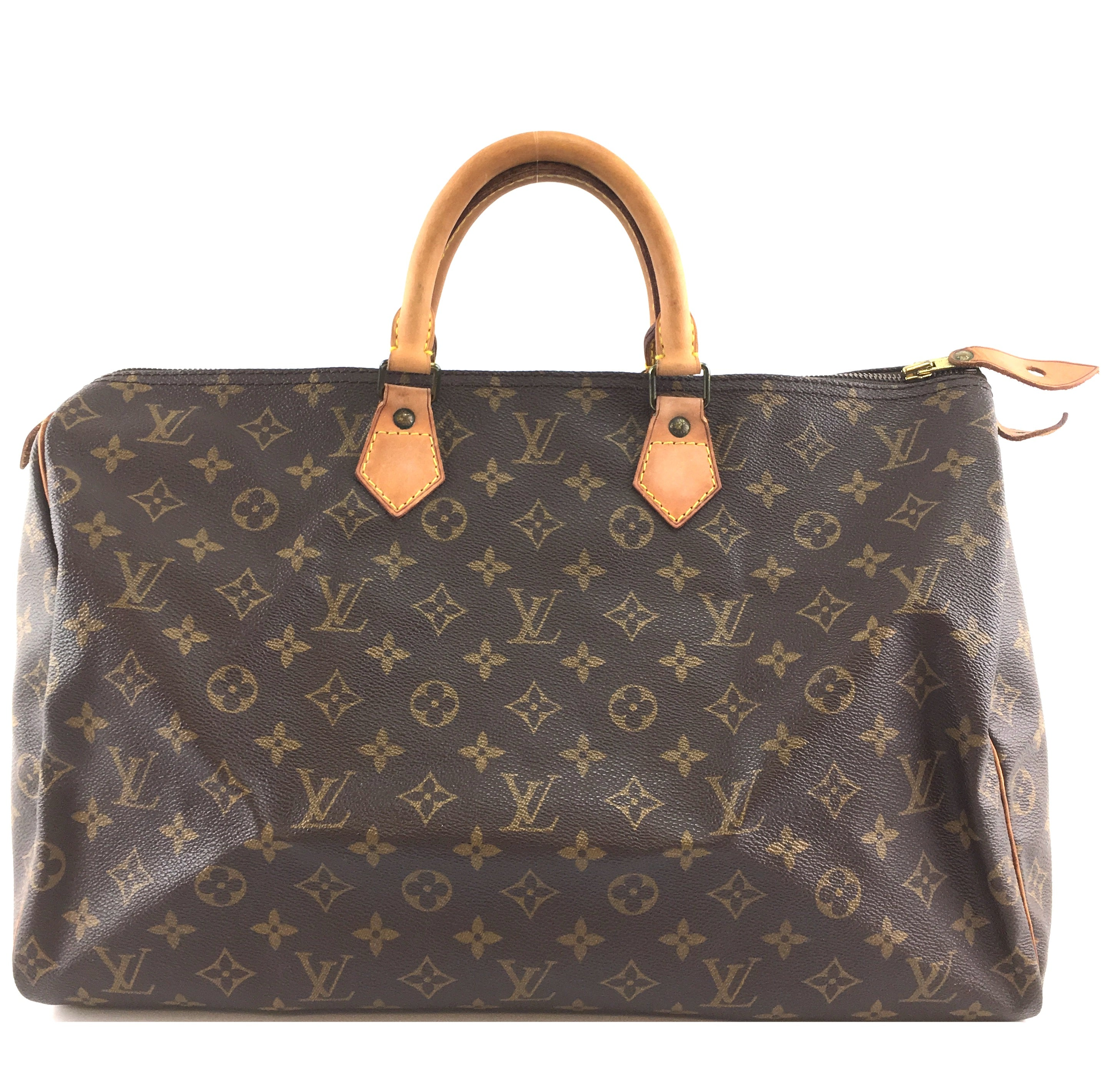 Louis Vuitton Speedy 40 Monogram Canvas