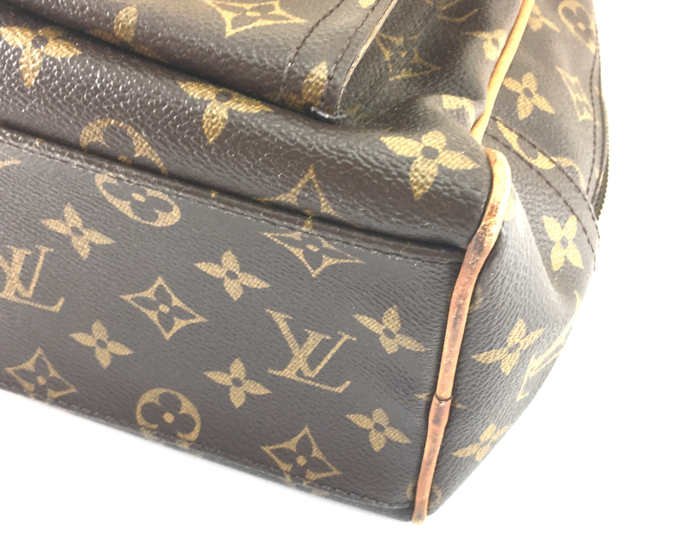 Louis Vuitton Monogram Manhattan Tote