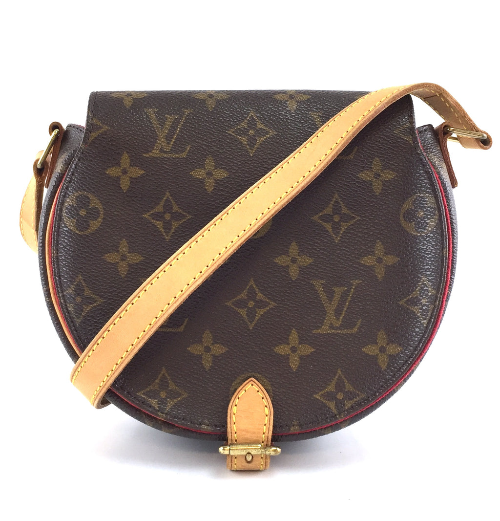 Louis Vuitton Tambourin Monogram Canvas