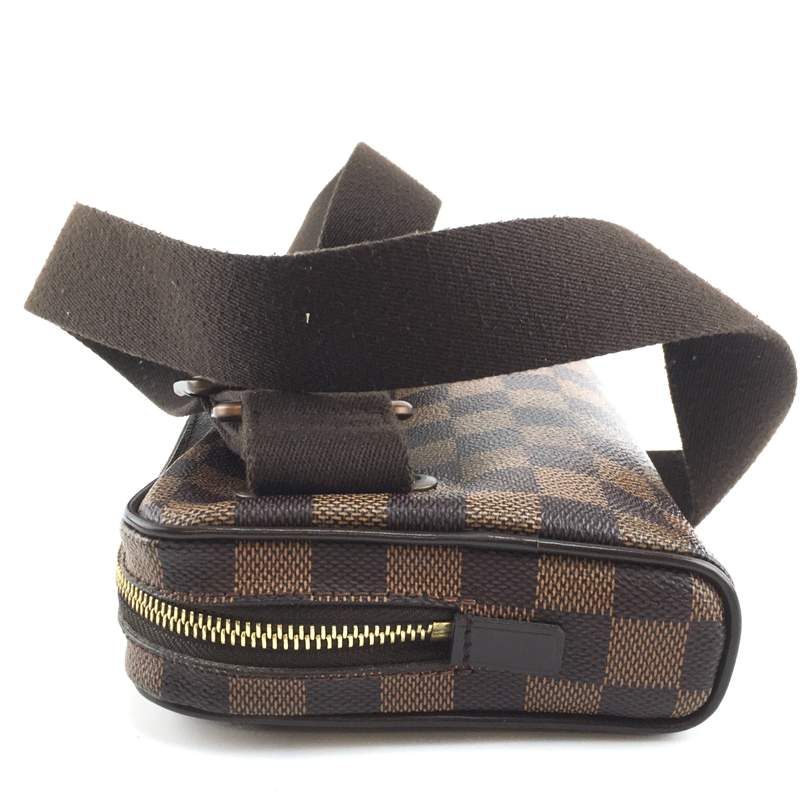 Louis Vuitton Brooklyn Bumbag Damier Ébène Canvas