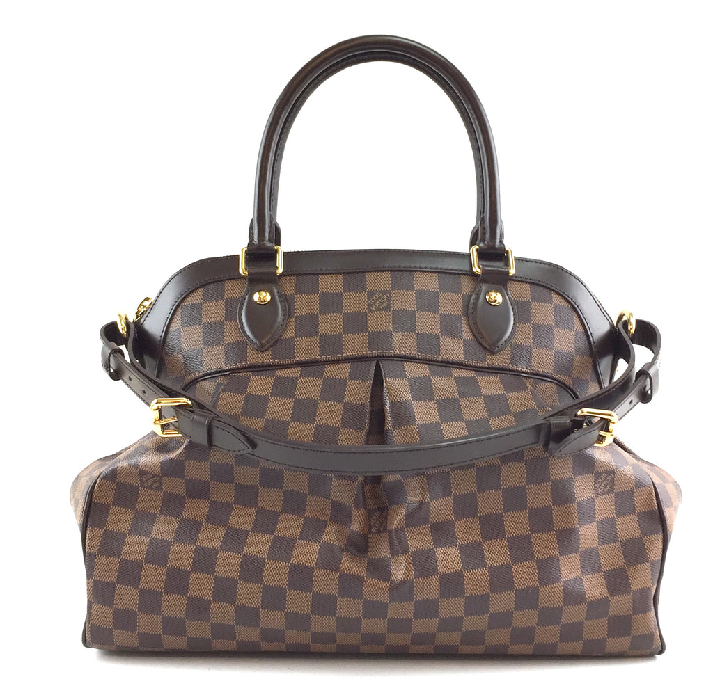 Louis Vuitton Trevi GM Damier Ébène Canvas