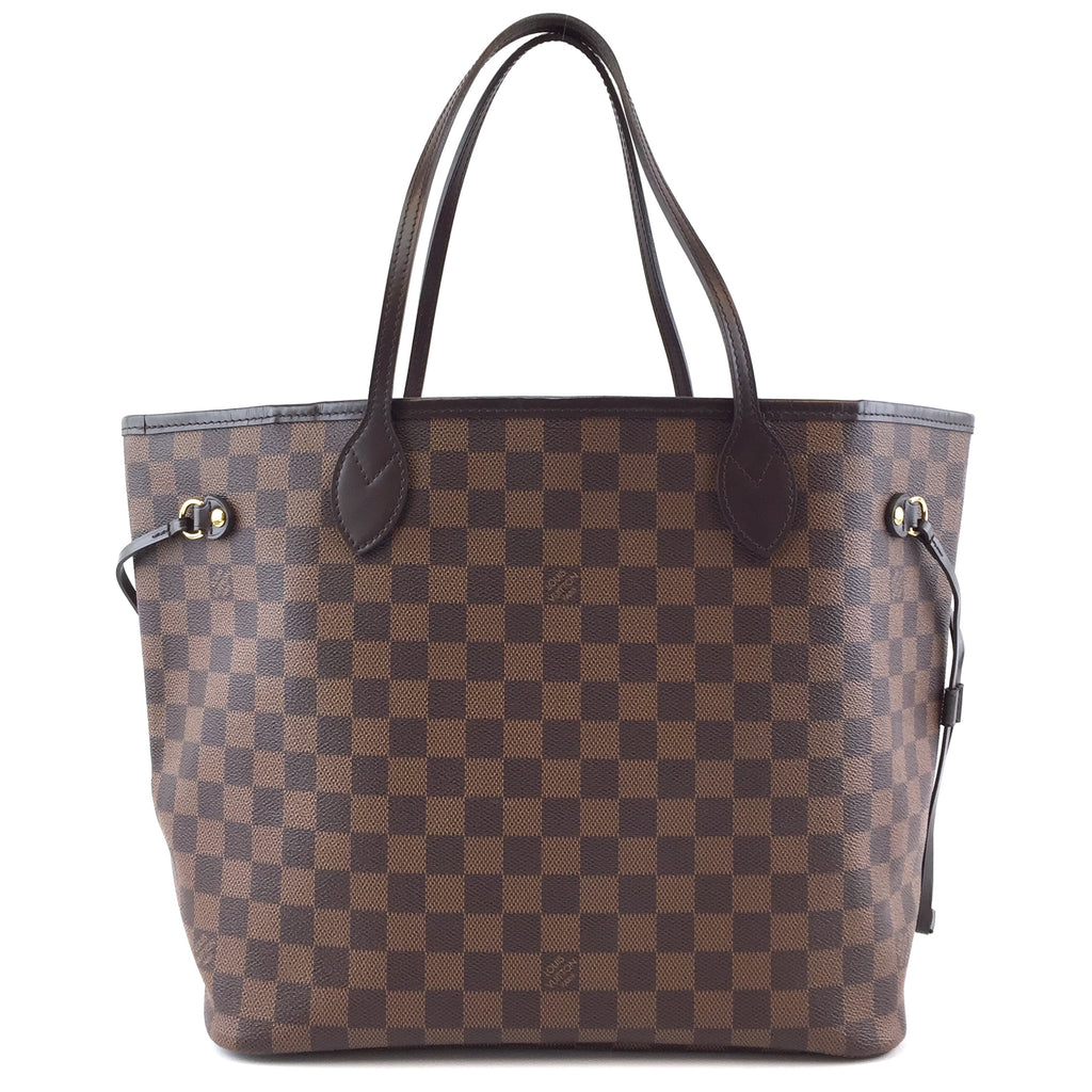 Louis Vuitton Neo Neverfull MM Damier Ebene Canvas