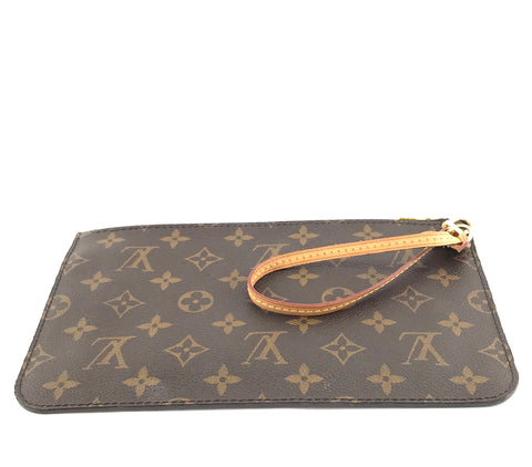 Louis Vuitton #14229 Signature Monogram Key Charms