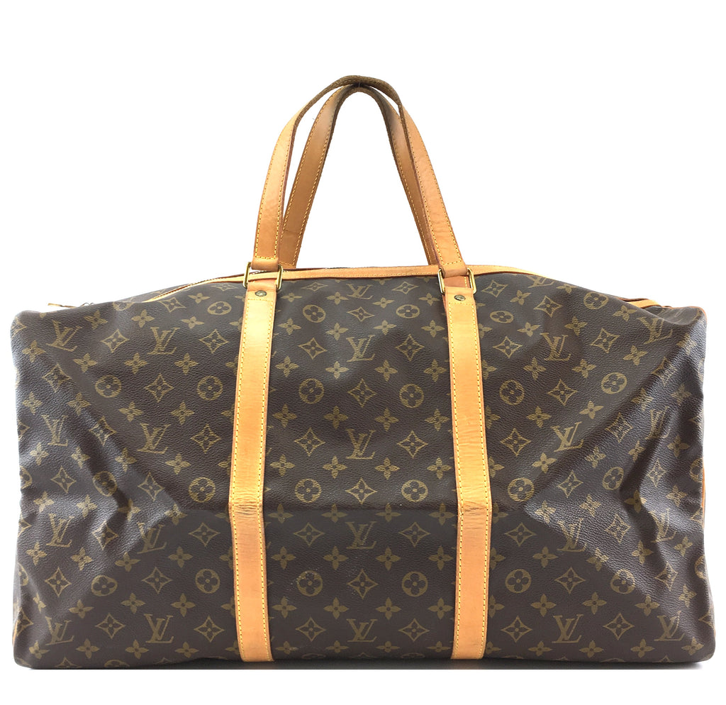 Louis Vuitton Sac Souple 55 Monogram Canvas