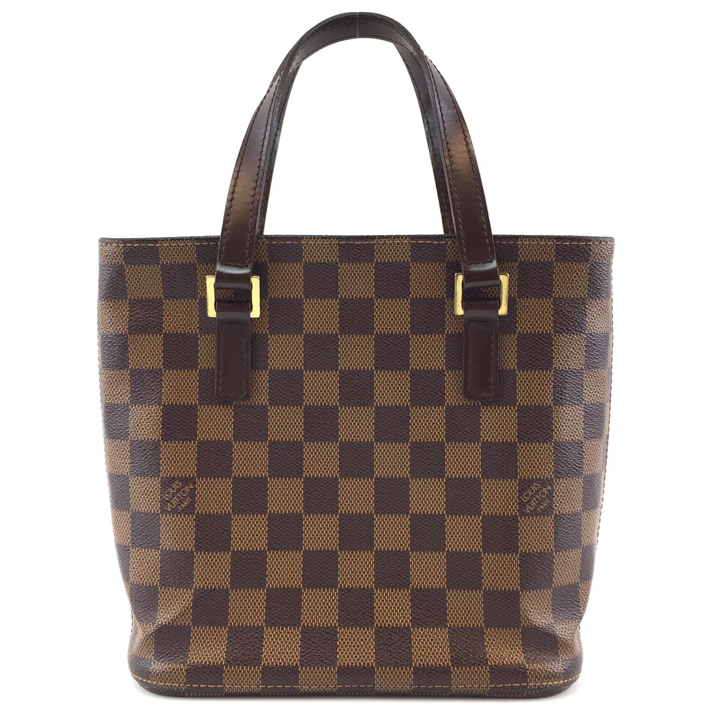 Louis Vuitton Vavin PM Damier Ébène Canvas