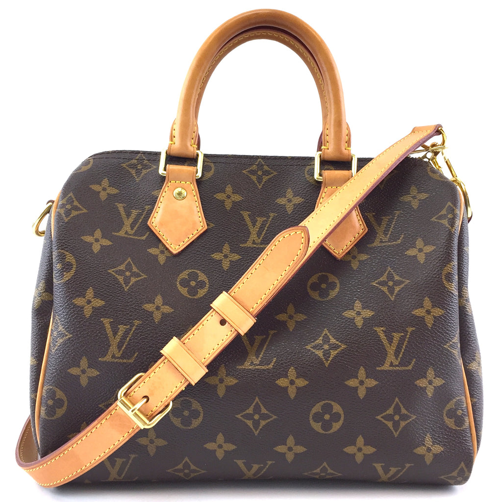 Louis Vuitton Neo Speedy 25 Bandouliere Monogram Canvas
