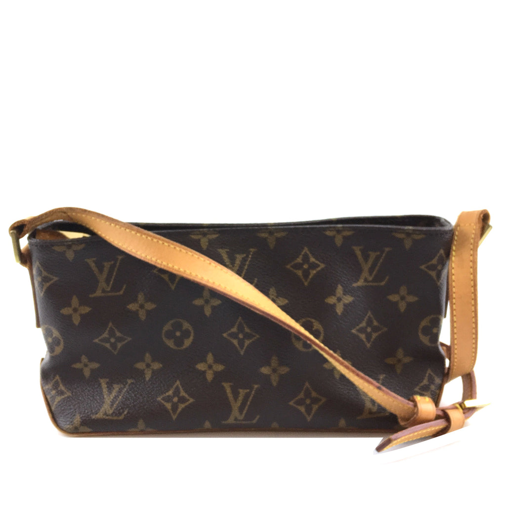 Louis Vuitton Trotteur Monogram Canvas