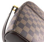 Louis Vuitton Ipanema PM Damier Ébène Canvas