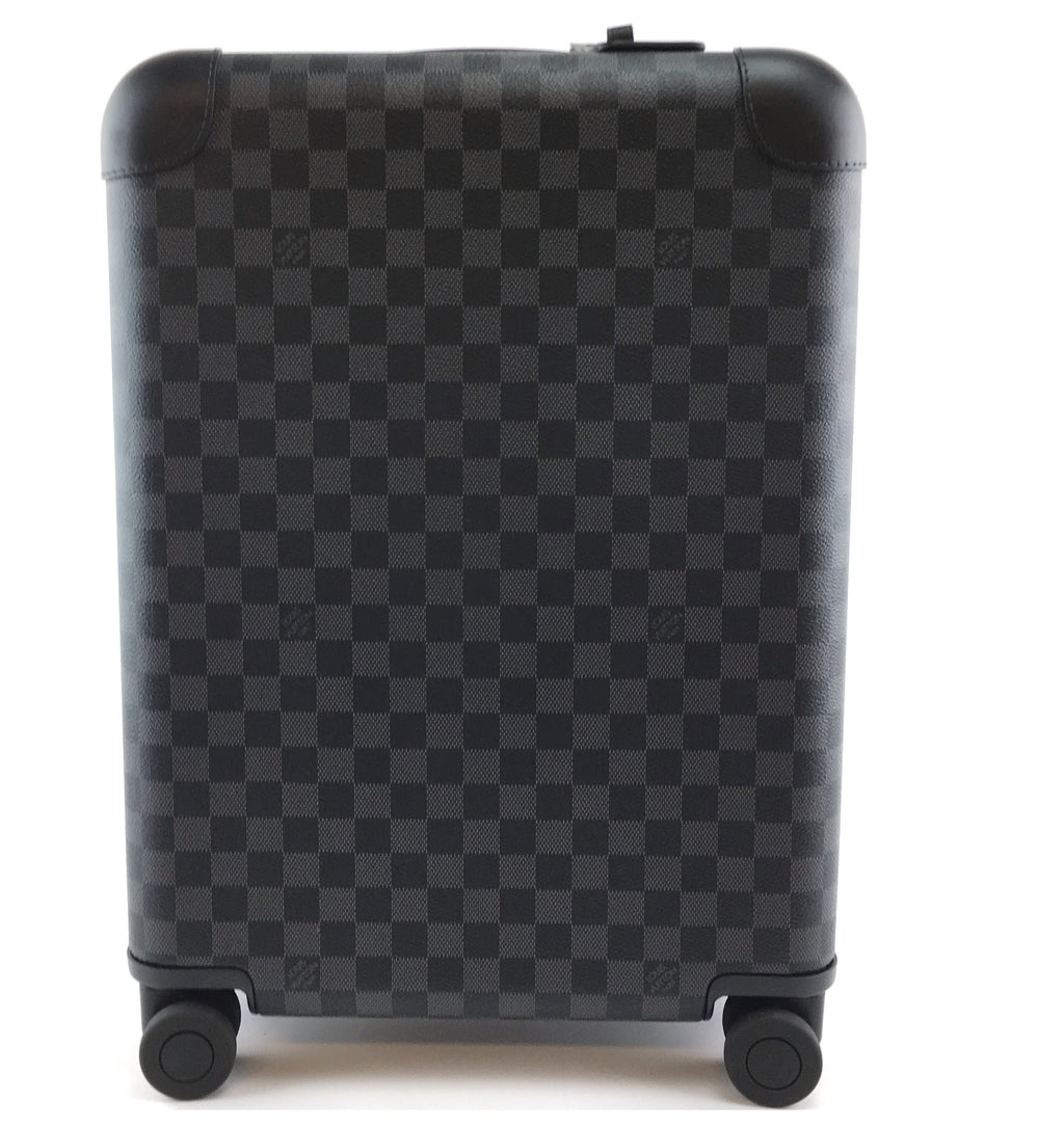Louis Vuitton Horizon Luggage 50 Damier Graphite Canvas
