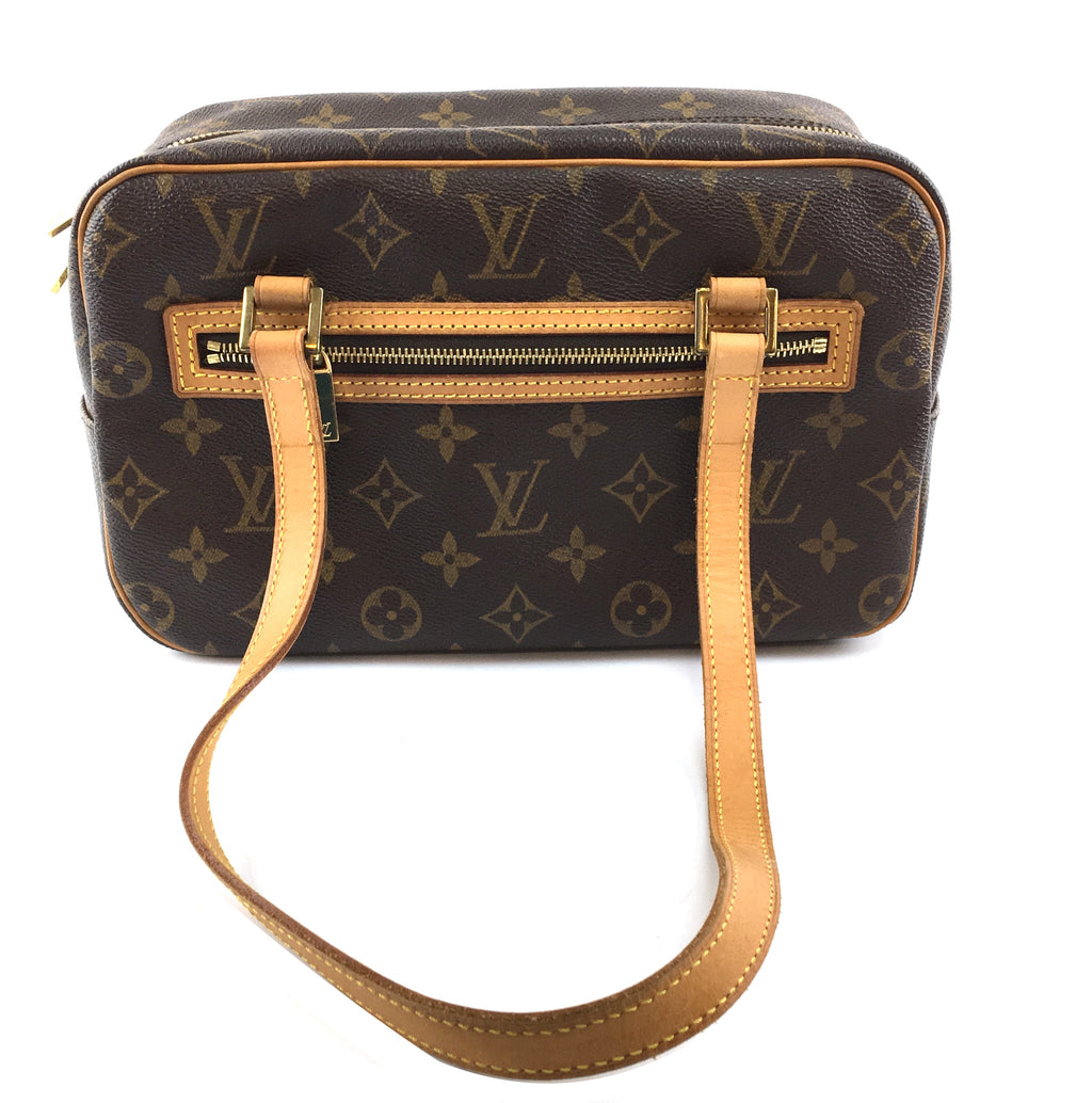 Louis Vuitton Cite MM Monogram Canvas