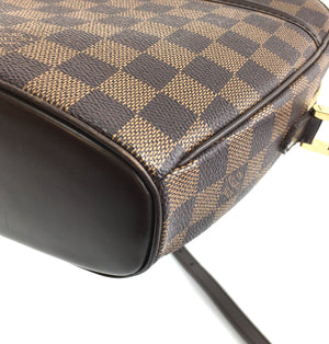 Louis Vuitton Ipanema Damier Ébène Canvas