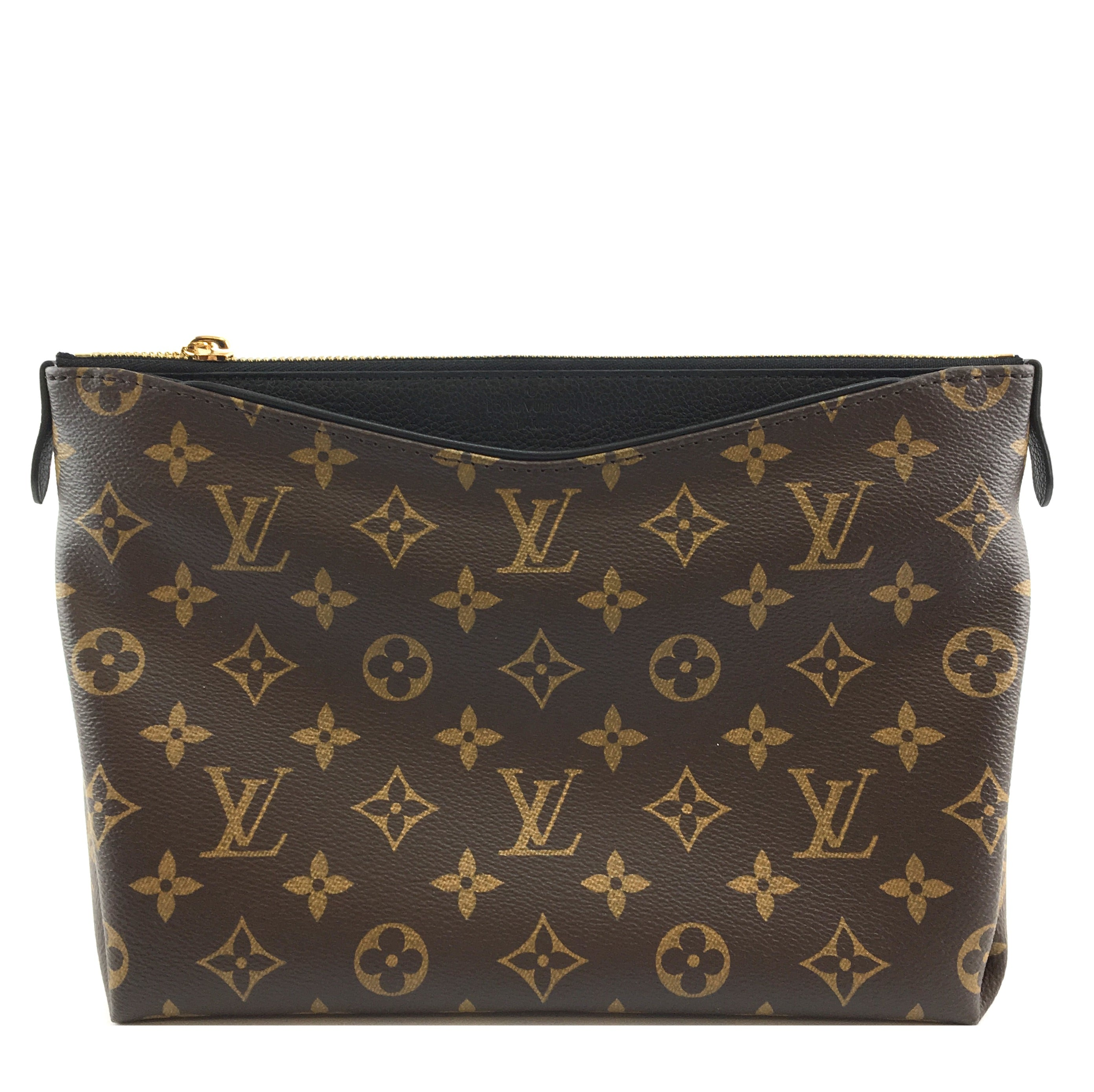 Louis Vuitton Pallas Monogram Canvas and Calfskin