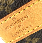 Louis Vuitton Keepall 60 Bandouliere Monogram Canvas