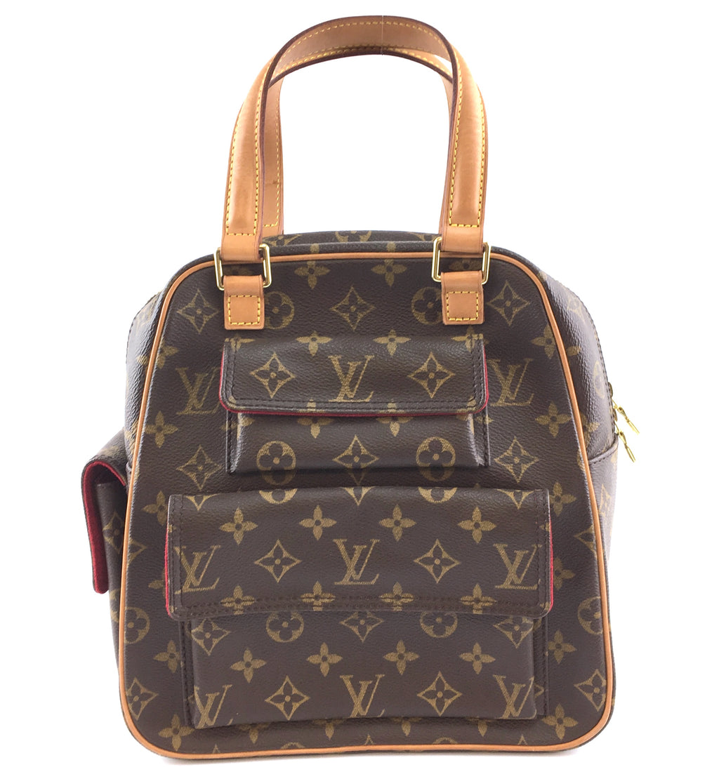 Louis Vuitton Excentri-cite Monogram Canvas