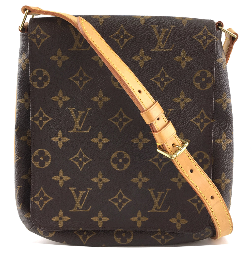 Louis Vuitton Musette Salsa PM Monogram Canvas