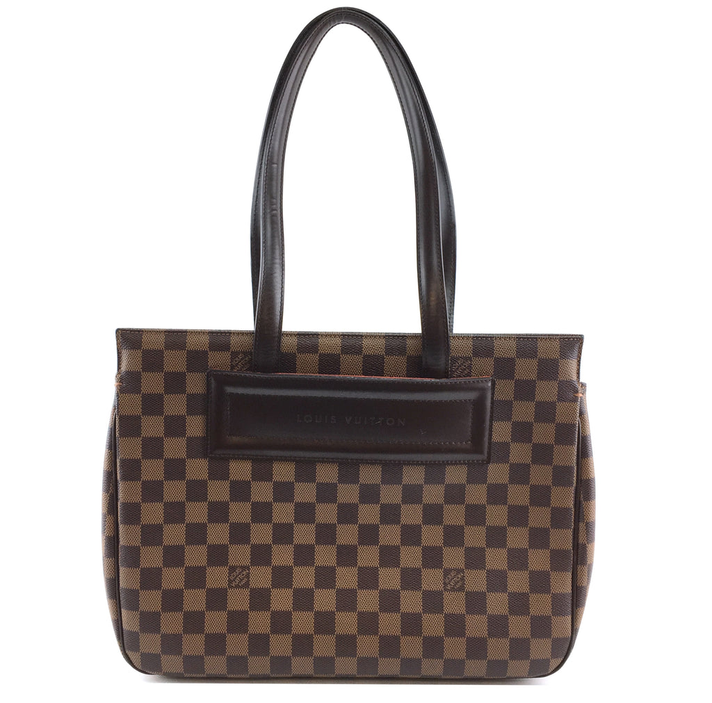 Louis Vuitton Parioli PM Damier Ebene Canvas