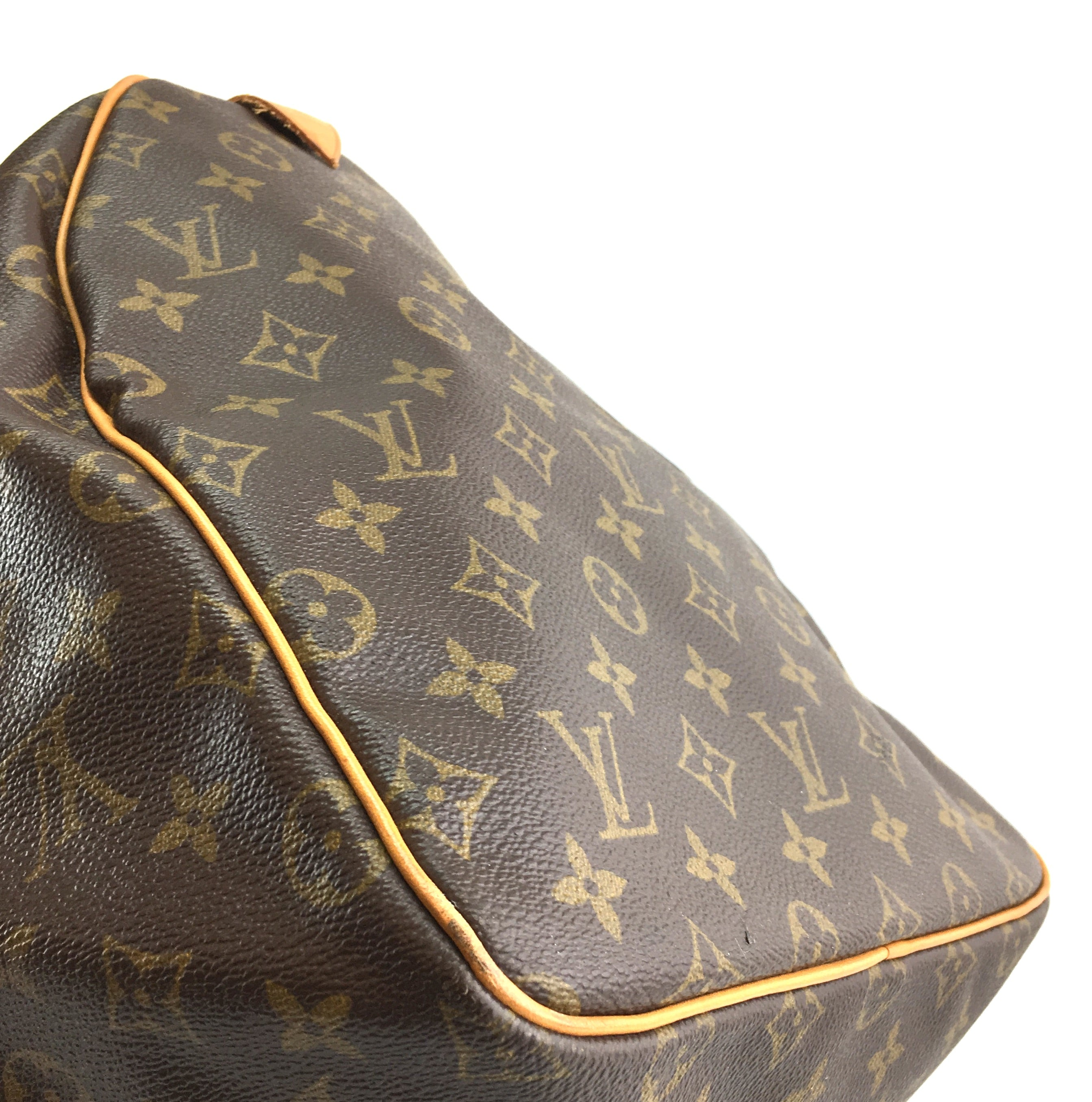 Louis Vuitton Keepall 55 Monogram Canvas