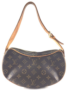 Louis Vuitton Monogram Croissant Hobo