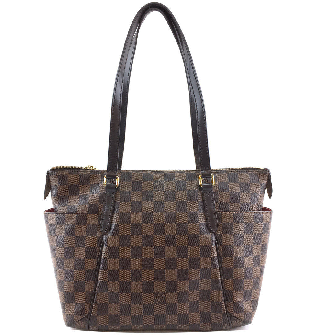 Louis Vuitton Totally PM Damier Ebene Canvas