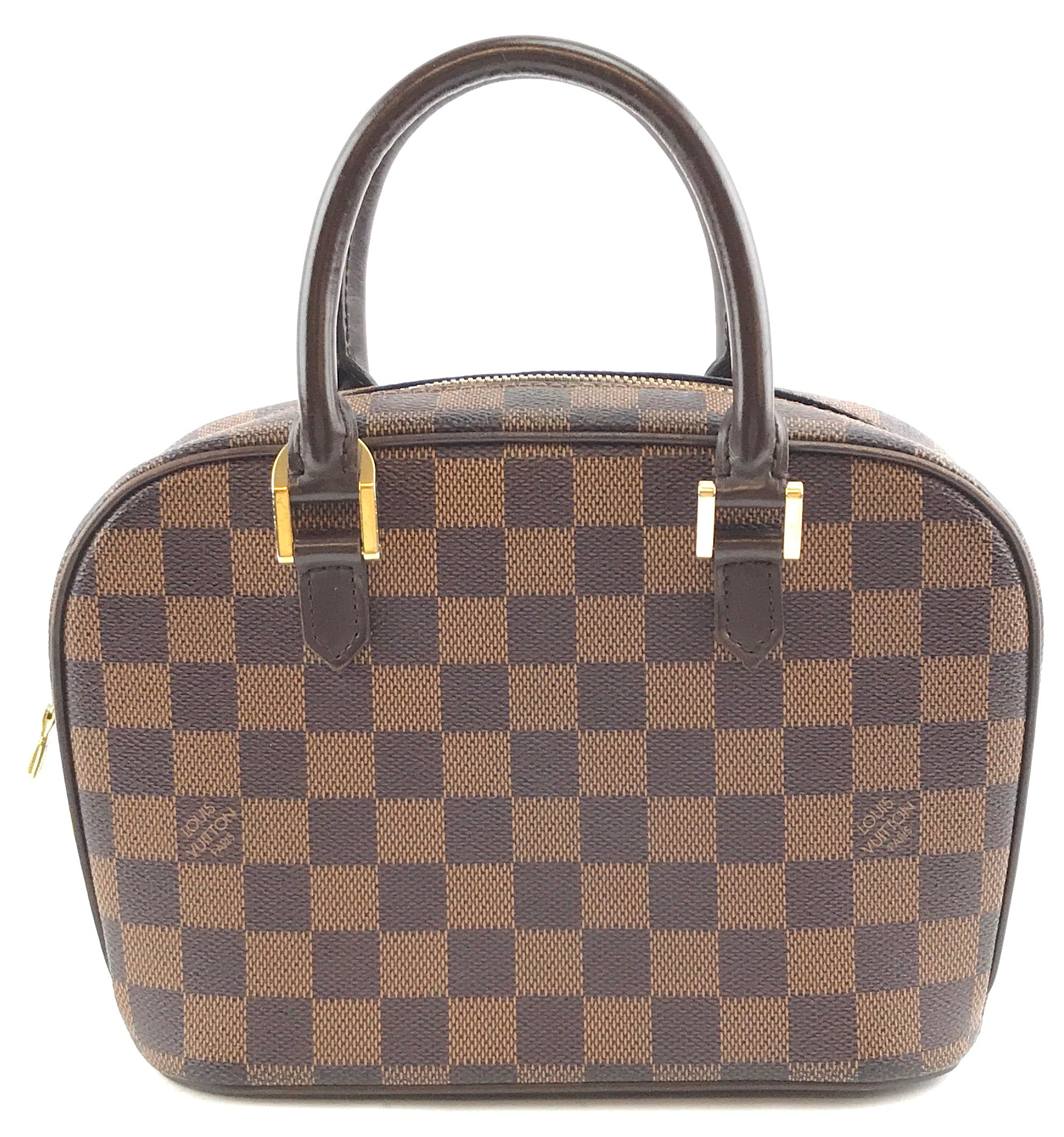 Louis Vuitton Sarria Mini Damier Ébène Canvas