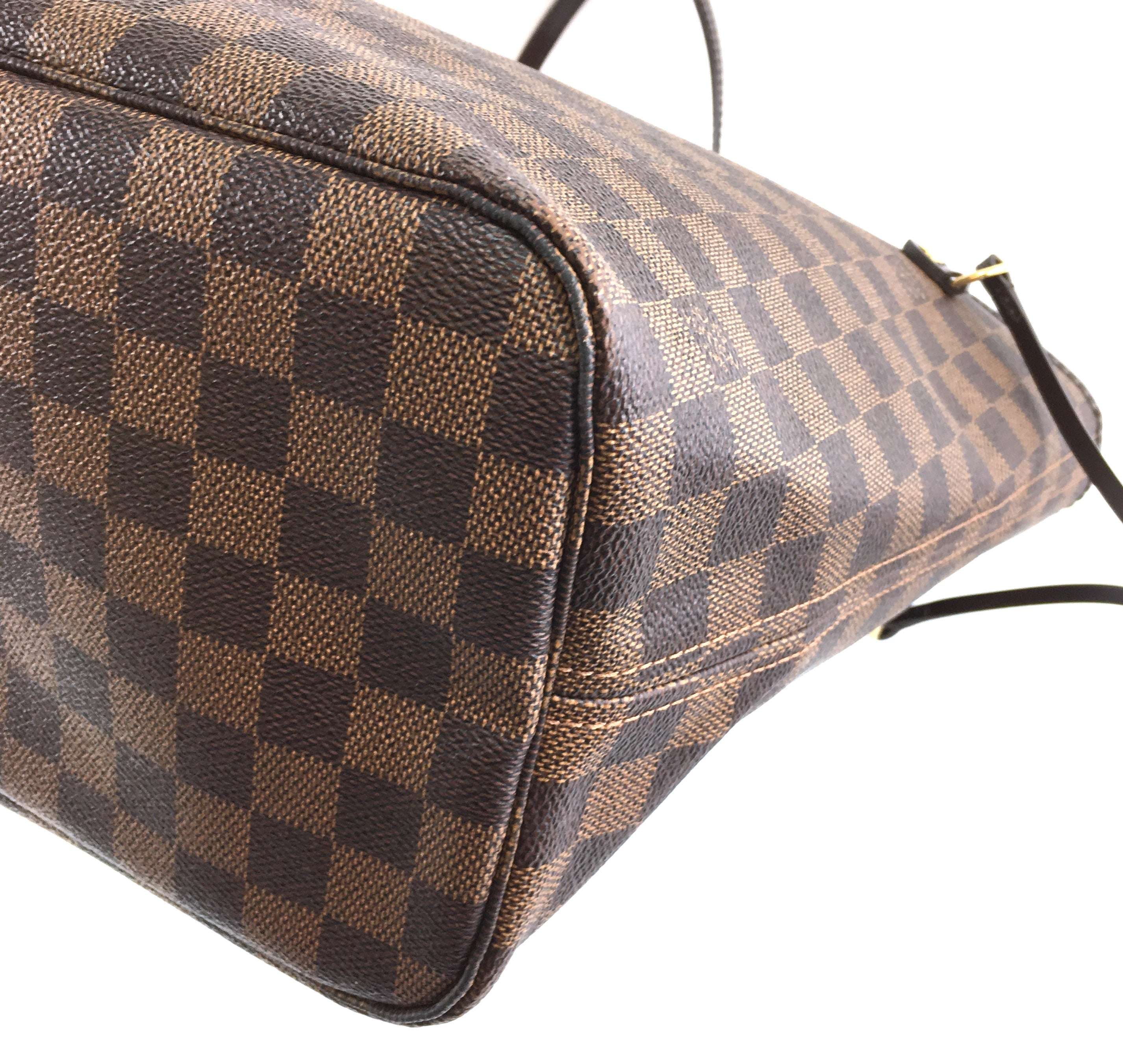 Louis Vuitton Neverfull MM Damier Ébène Canvas