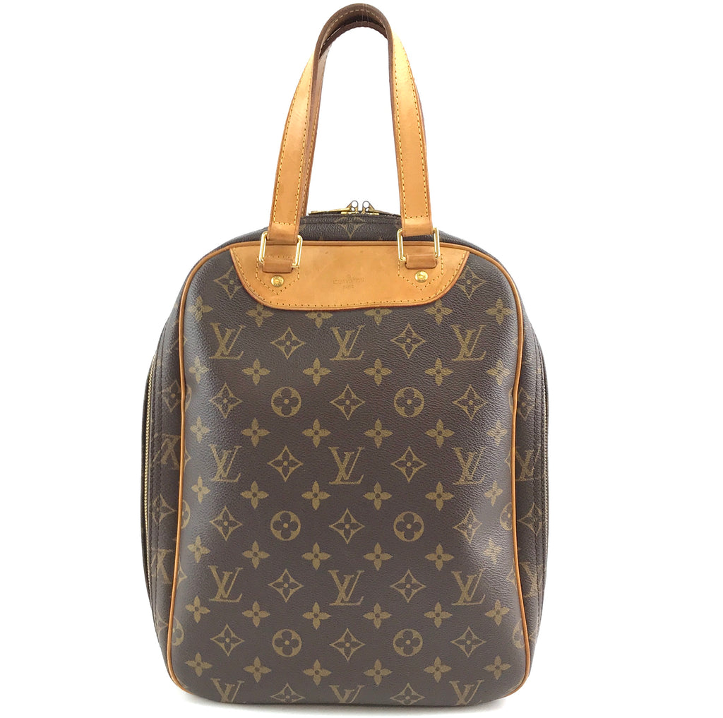 Louis Vuitton Excursion Monogram Canvas