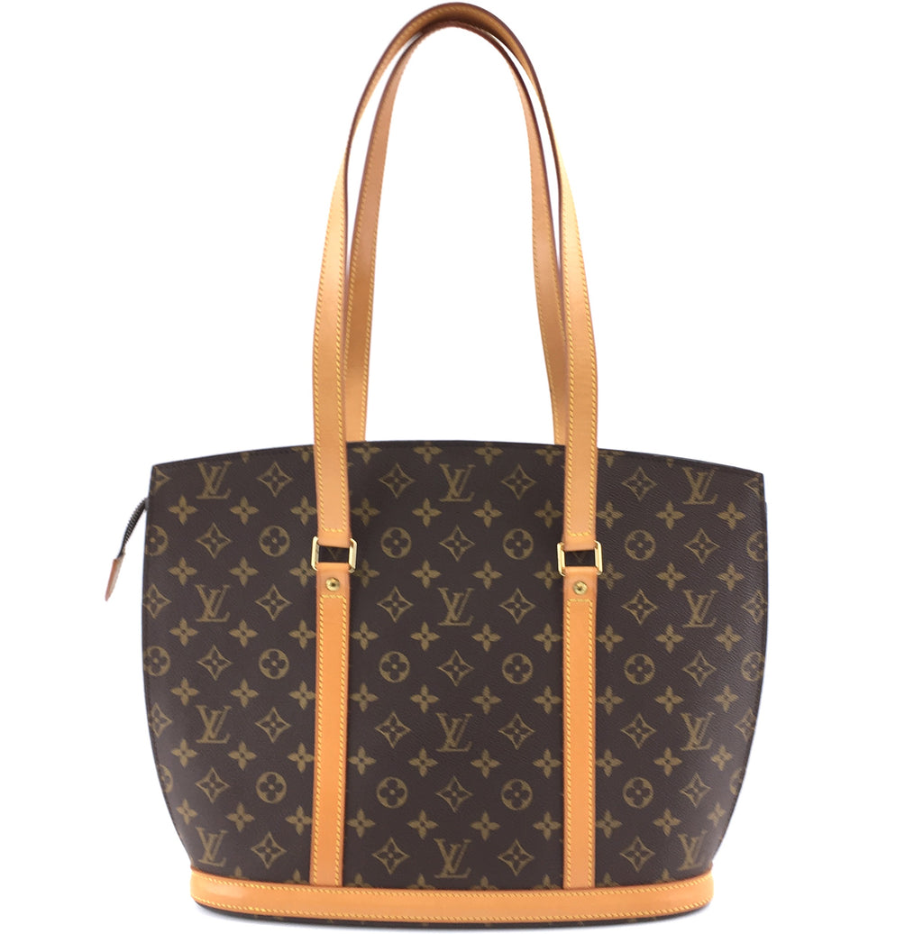 Louis Vuitton Babylone Monogram Canvas